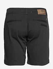 MOS MOSH - Marissa Shorts - chino shorts - black - 1