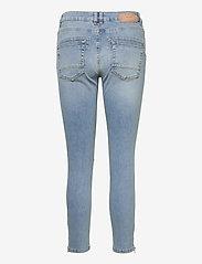 MOS MOSH - Etta Mercury Jeans - slim jeans - light blue - 1