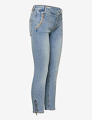 MOS MOSH - Etta Mercury Jeans - slim jeans - light blue - 3