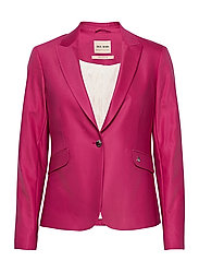 Blake Night Blazer Sustainable - CHERRIES JUBILEE