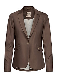 Blake Night Blazer Sustainable - CHOCOLATE CHIP