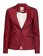 Blake Night Blazer Sustainable - COURAGE RED