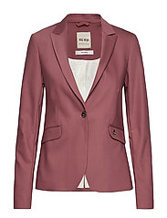 Blake Night Blazer Sustainable - WILD PLUM