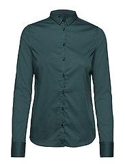 Tilda Shirt - JADE GREEN