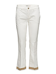 Ivana Glam Jeans - OFF WHITE