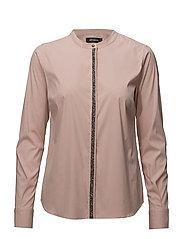 Maggie Glam Shirt - ROSE