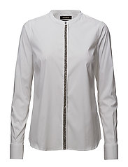 Maggie Glam Shirt - WHITE
