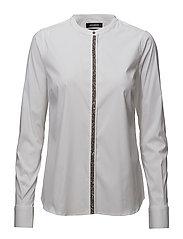 Maggie Glam Shirt - WHITE