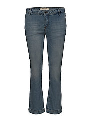 Ivana Ava Jeans - LIGHT BLUE DENIM