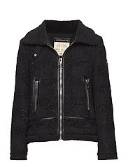 Robin Shine Jacket - BLACK