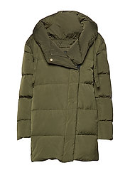 Leona Down Jacket - FOREST NIGHT