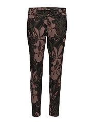 Tuxen Flower Pant - ROSE FLOWER