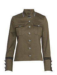 Selby Uniform Jacket - ARMY