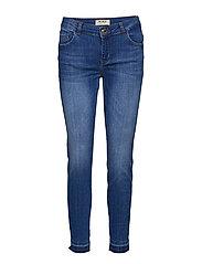 Sumner Lt. Deluxe Jeans - BLUE DENIM
