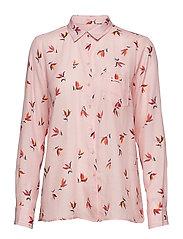 Blance Lily Shirt - ROSE