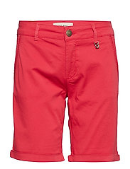 Perry Chino Shorts - RIO RED