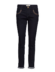 Naomi Inca Jeans - DARK BLUE DENIM