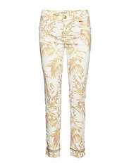 Sumner Cannes Pant - SOFT LEMON PRINT