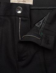 MOS MOSH - Como Night Pant Sustainable - bukser med brede ben - black - 3