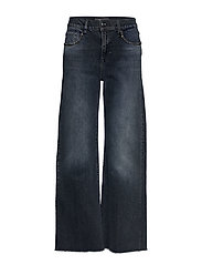 Dara Jeans - BLUE BLACK DENIM
