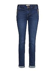 Etta Reef Jeans - BLUE DENIM