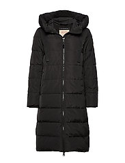 Nova Down Coat - BLACK