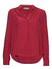 Tarin Blouse - COURAGE RED