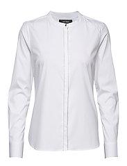 Maggie Chain Shirt - WHITE