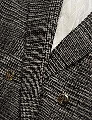 MOS MOSH - Mia York Jacket - matchende sett - black check - 2