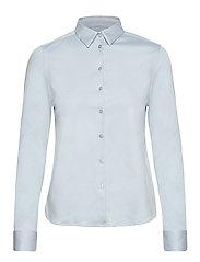 Tina Jersey Shirt - CELESTIAL BLUE