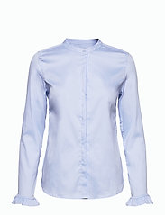 Mattie Sustainable Shirt - LIGHT BLUE