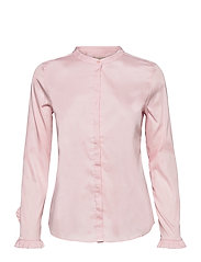 Mattie Sustainable Shirt - SOFT ROSE