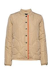 Ruby Spring Jacket - SAFARI