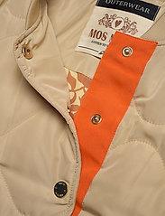 MOS MOSH - Ruby Spring Jacket - bomber jakker - safari - 2