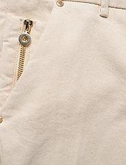 MOS MOSH - Blake Rich Jeans - pantalons slim - ecru - 2