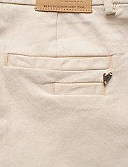 MOS MOSH - Blake Rich Jeans - pantalons slim - ecru - 4