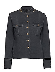 Selby Gallery Jacket - GREY