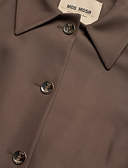 MOS MOSH - Amber Night Jacket - casual blazers - chocolate chip - 2
