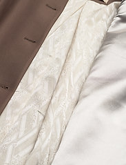 MOS MOSH - Amber Night Jacket - casual blazers - chocolate chip - 4