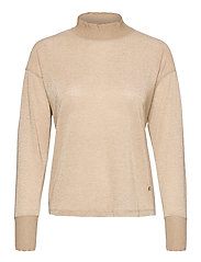 Cher LS Blouse - GOLD