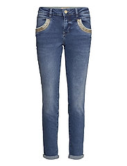 Naomi Wave Jeans - BLUE