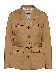 Riva Cole Jacket - NEW SAND