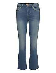 Ashley Braid Jeans - BLUE