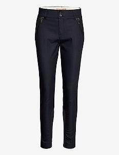 Milton Night Pant Sustainable - slim fit bukser - navy
