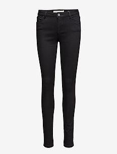 Athena Super Skinny Jeans - JET BLACK