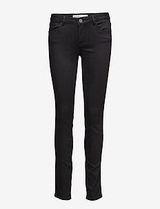 Athena Slim Jeans - slim jeans - jet black