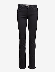 Athena Regular Jeans - straight jeans - jet black