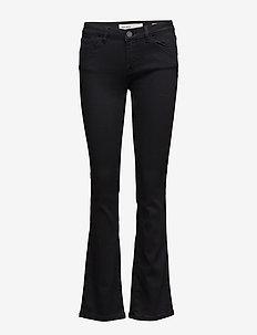 Athena Boot Cut Jeans - dżinsy typu bootcut - jet black