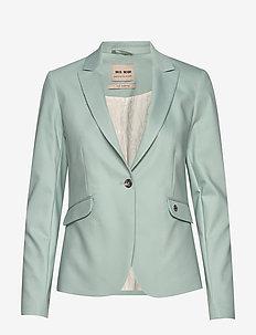 Blake Night Blazer Sustainable - suits & co-ords - mint haze