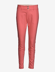 Blake Night Pant Sustainable - straight leg trousers - sugar coral